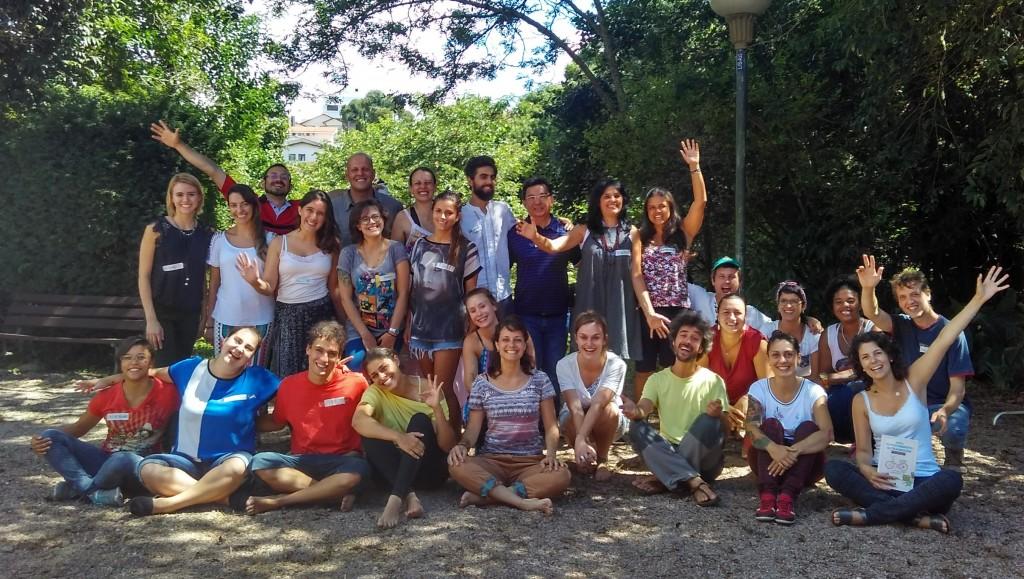 Curso transición Curitiba Brasil