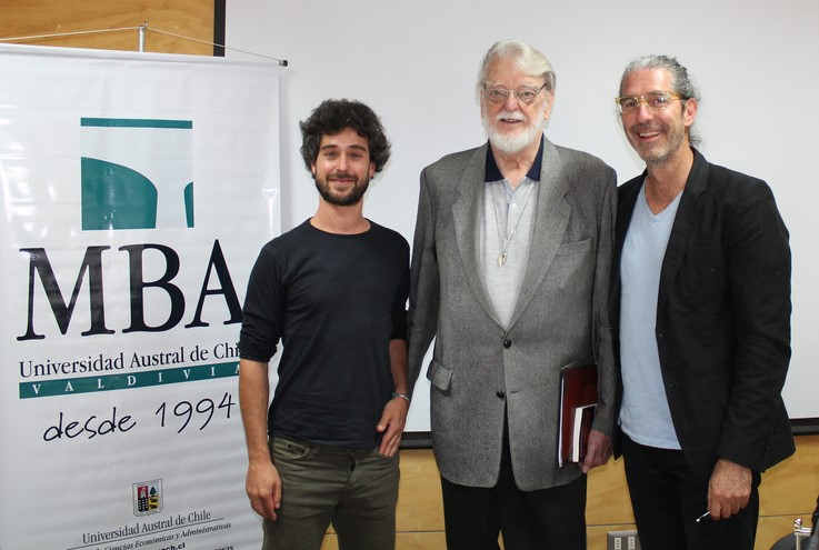 Historias de transicion para un nuevo paradigma economico Manfred Max-Neef Ronald Sistek y Juan del Rio Valdivia Chile